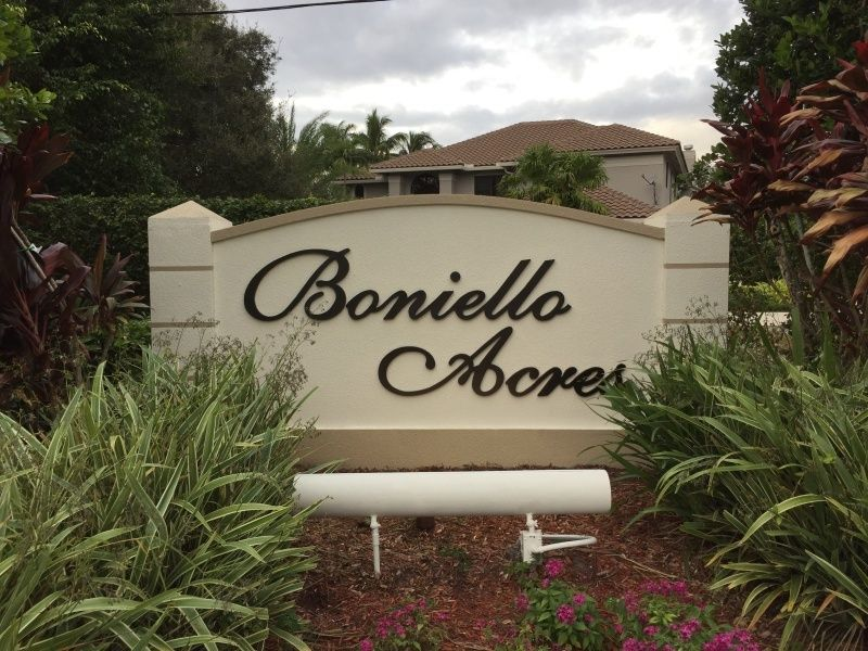 Subdivision & Community Entrance Signs
