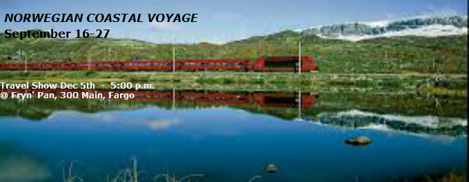 Norwegian Coastal Voyage-Travel
