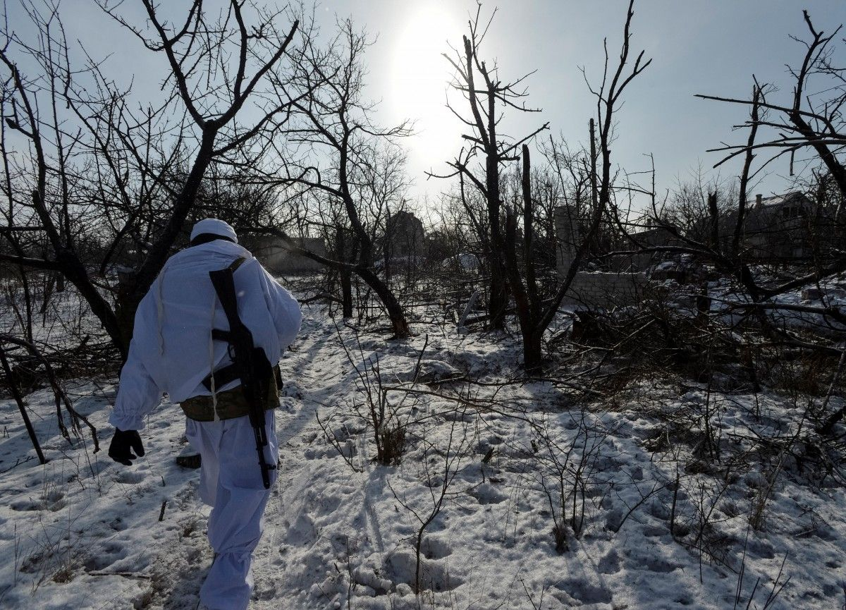 From day-start, Russia-led forces shell Ukraine troops 5 times – ATO HQ