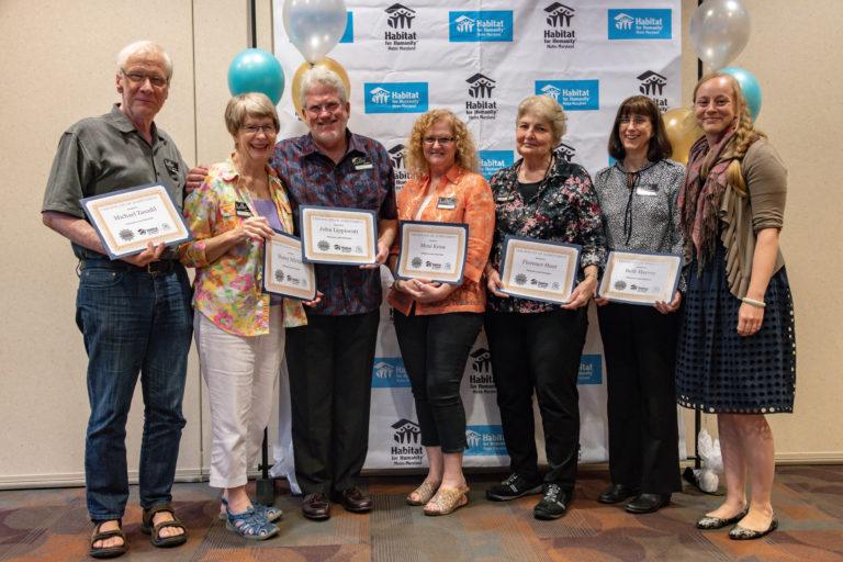 Volunteer Recognition 2019