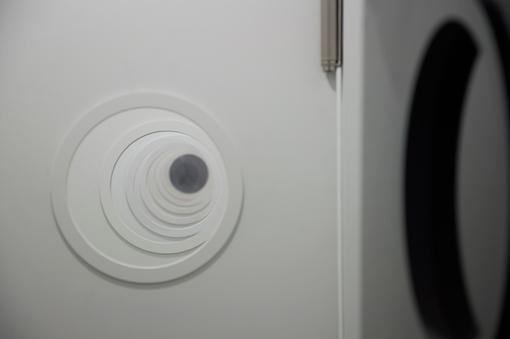 Quynh Vantu, Courtesy Hallway | Doors (2012)