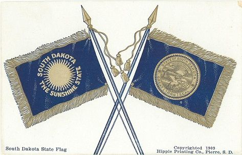 June 2013 - South Dakota's State Flag