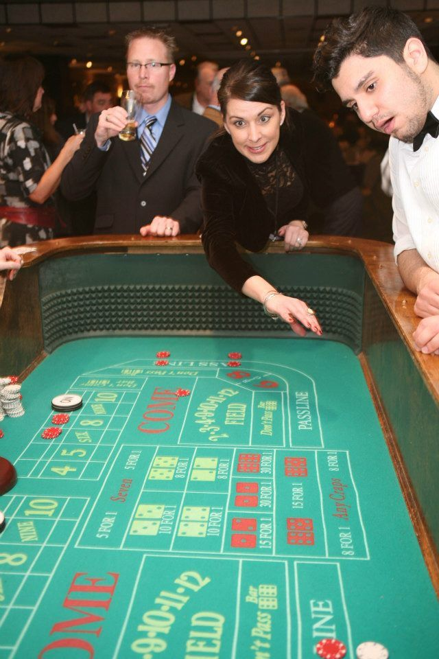 Gearing up for Casino Night 2020 while looking back on the Casino Nights of the past