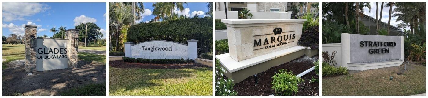 Channel Letters Signs - Boca Raton