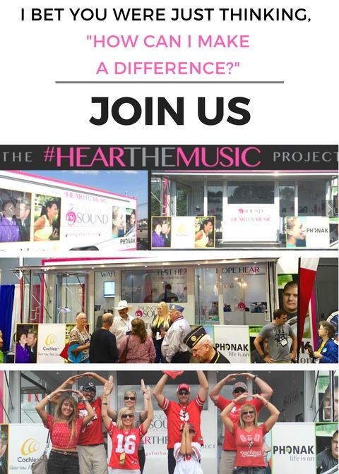 Songs for Sound Reaches 13,500 Free Hearing Screenings & Rolls into Florida to Help Even More People: HEAR THE MUSIC!