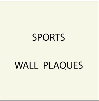 N23450 - 9. Sports plaques