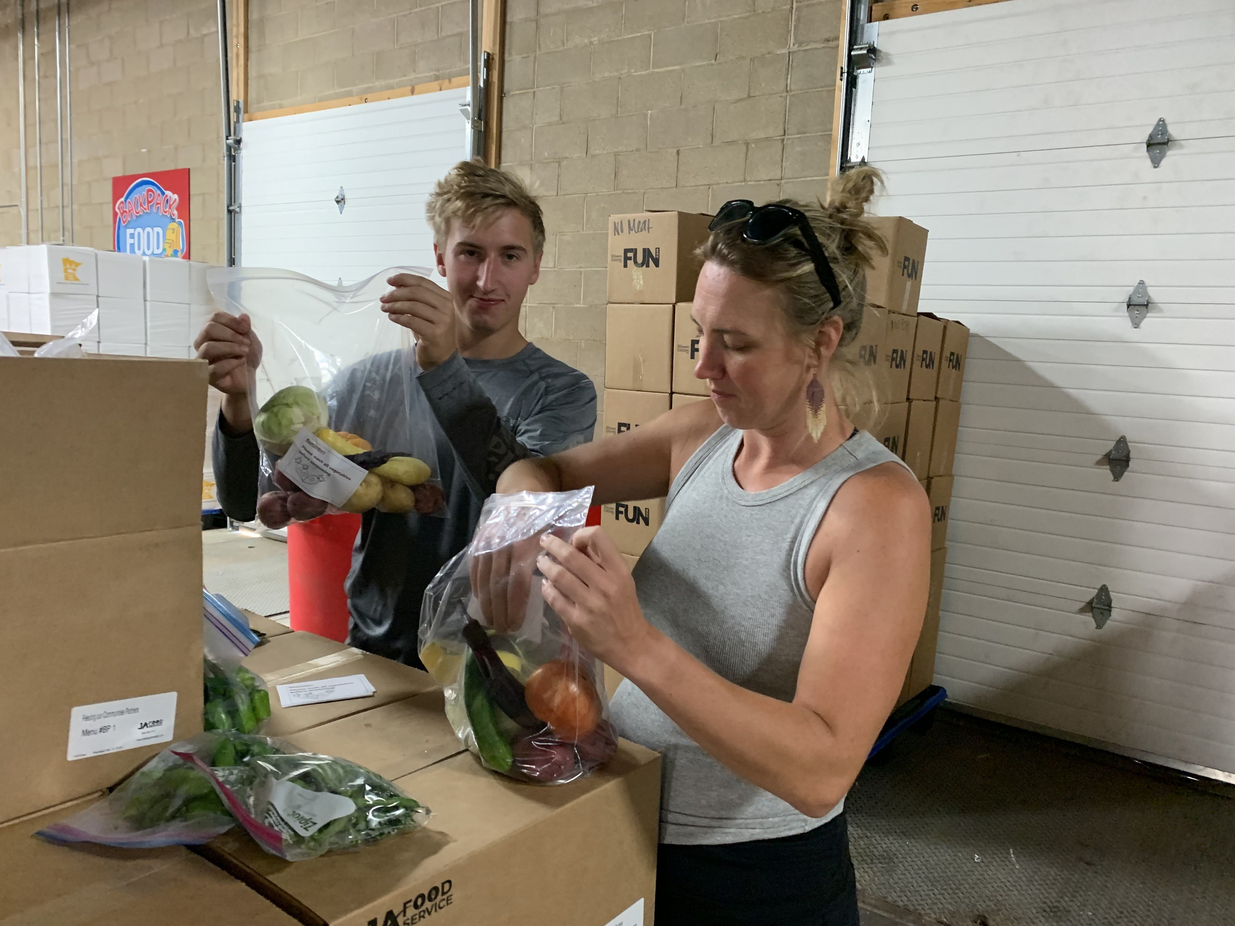 From Farm to Families: FOCP and LEC Partner to Deliver Fresh Produce