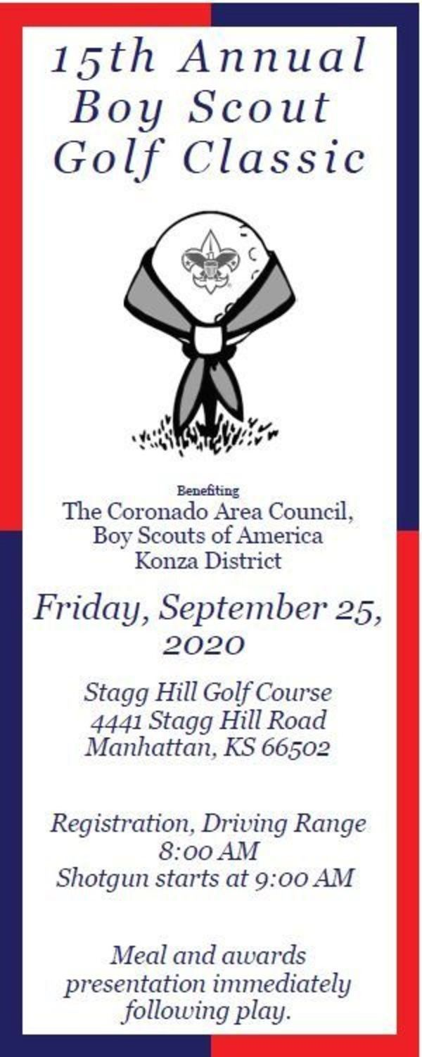 15th Annual Boy Scout Golf Classic