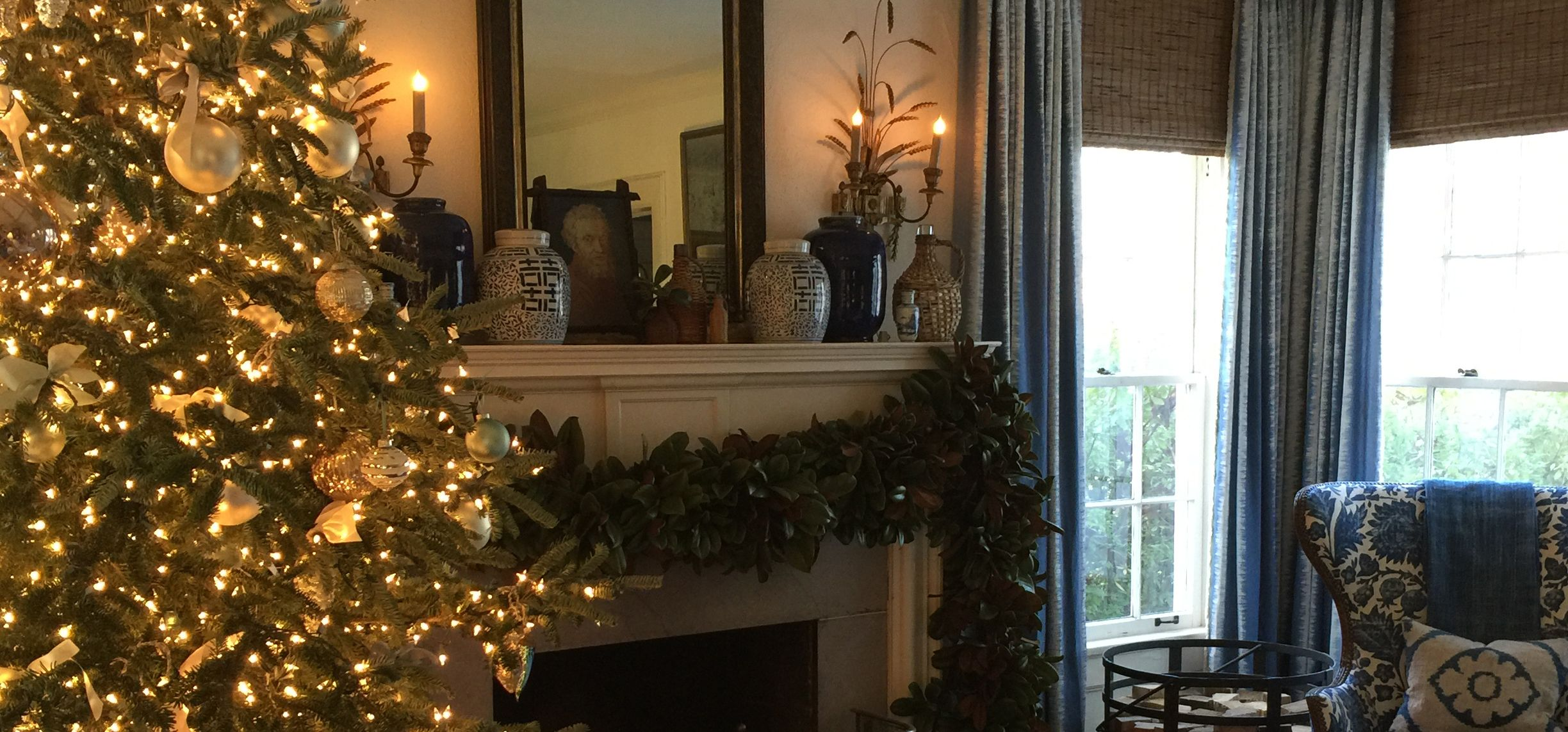 Come on the 71th Holiday House Tour