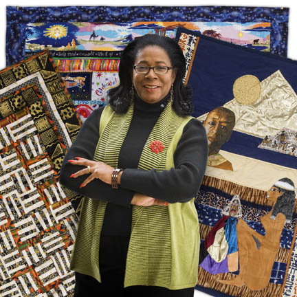 """African American Quilts: Teaching the Past Through Quilting"""