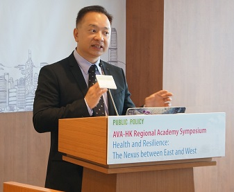 Edward Chan - Professor, Department of Applied Social Sciences, The Hong Kong Polytechnic University (PolyU).