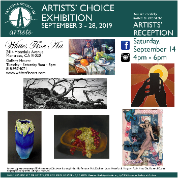 2019 Artist Choice Exhibition