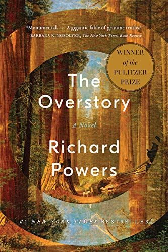"""RSS Book Club - August Selection - """"Overstory"""""""