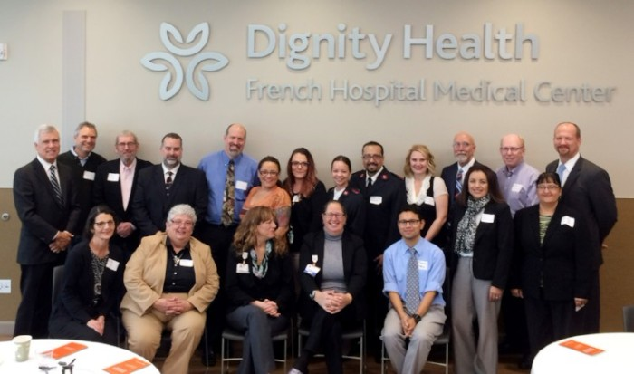 Uninsured, Under-Insured in N. SLO County Receive Boost Thanks to Dignity Health Grant