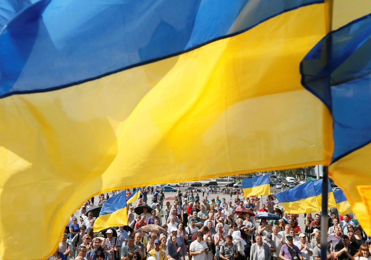 Scary statistics: Death rate in Ukraine exceeds birth rate almost twice.