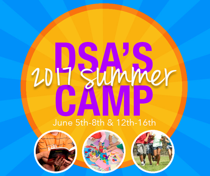 DSA's 1st - 5th Grade Summer Camp