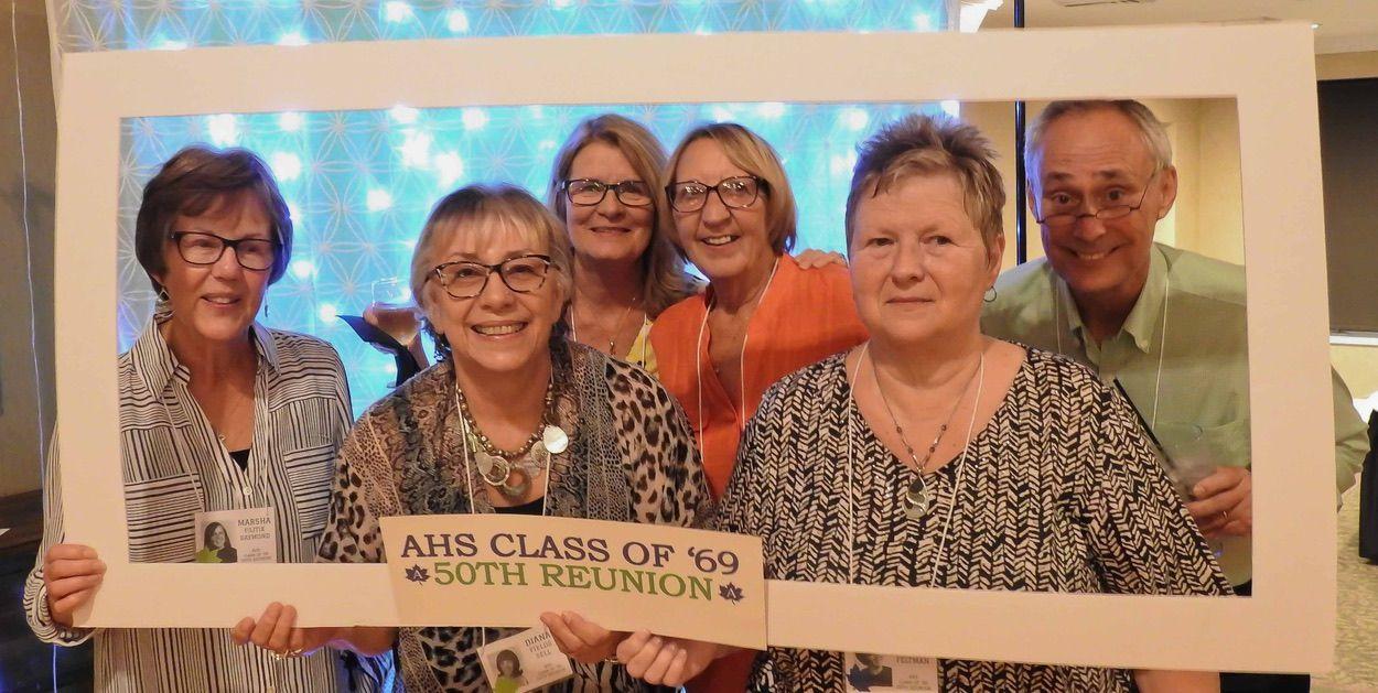 AHS Class Reunions
