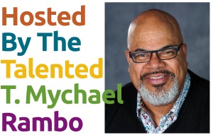 Reads Hosted by the talented T. Mychael Rambo with his photo
