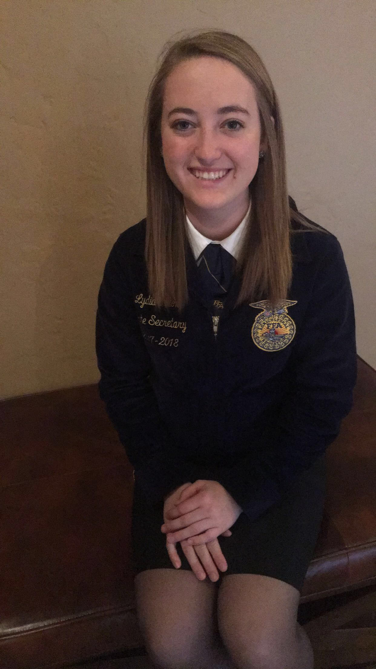 Meet Your 2017-18 State Officer: Lydia Vinton