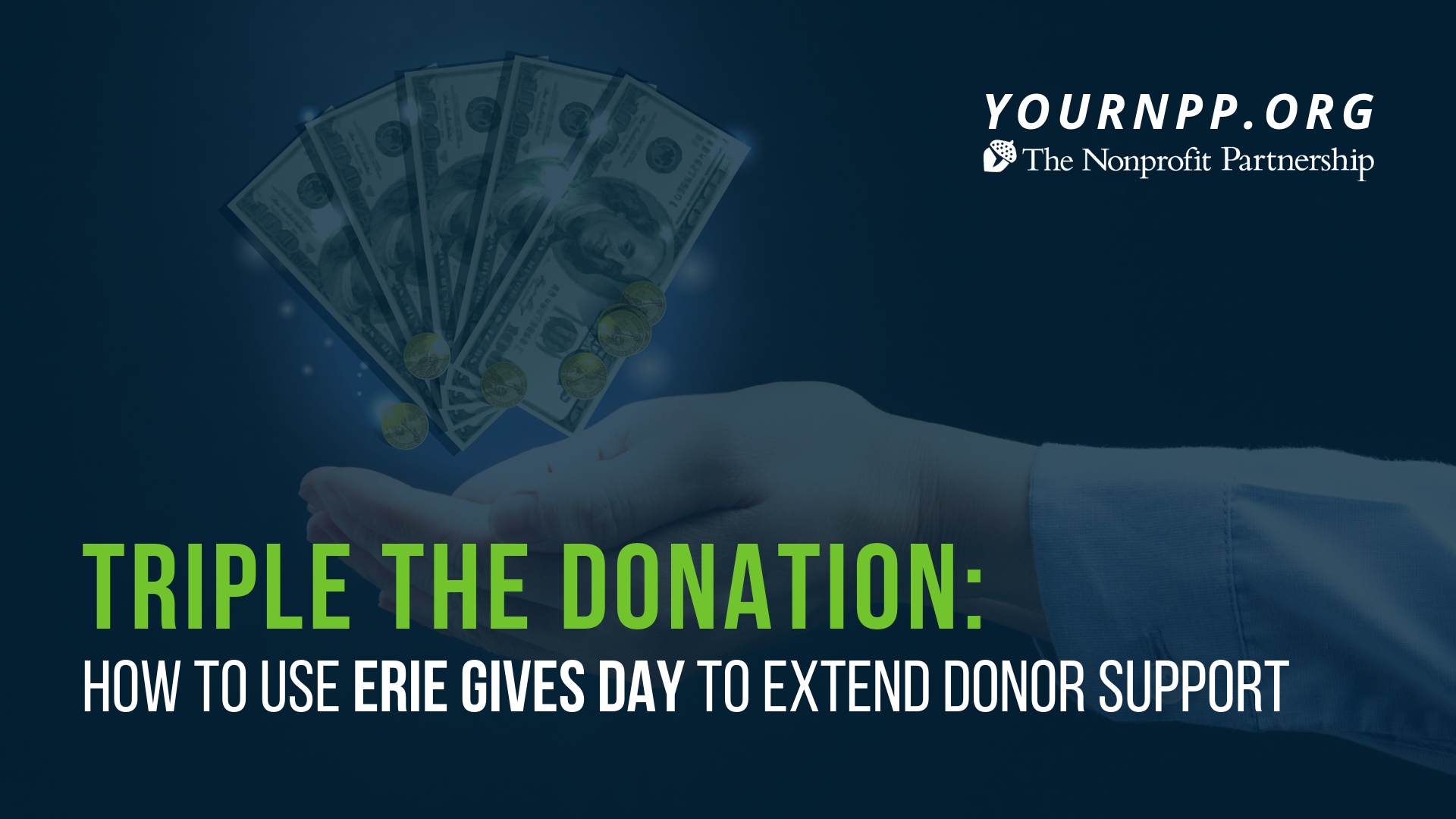 Triple the Donation: How to Use Erie Gives Day to Extend Donor Support