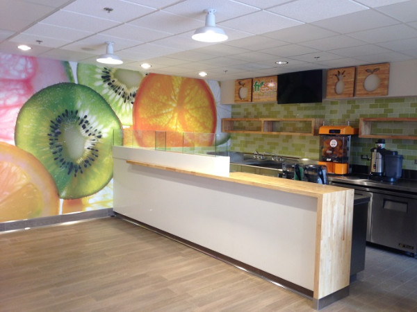 Using wall graphics for restaurants in orange county ca