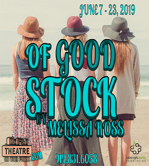 Of Good Stock by Melissa Ross