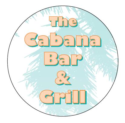 Cabana Coaster 4