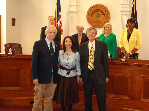 Mayor Tony Scully Recognizes Community Medical Clinic