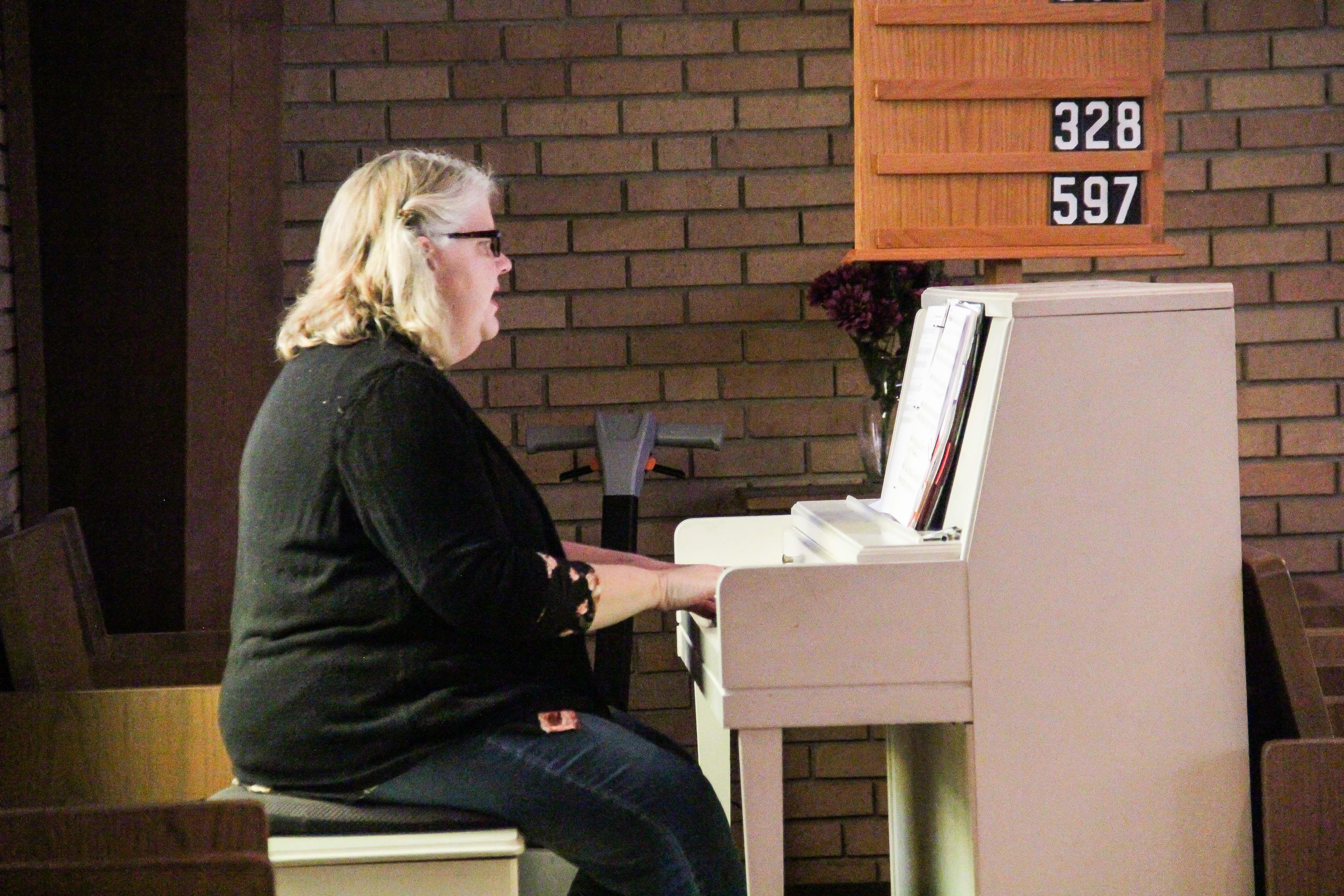 Celebrate Mass at Catholic Charities of Southern Missouri