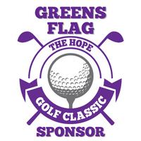 Greens Flag Sponsor - $250