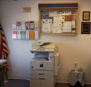 Speedy's Printing SELF SERVICE COPIER Galveston County Texas TX