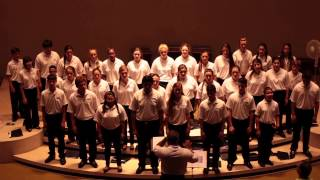 Miami Children's Chorus Give us Hope, Jim Papoulis & Francisco Nuñez Italy Tour 2013