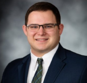 Jared Abrahamson, Treasurer