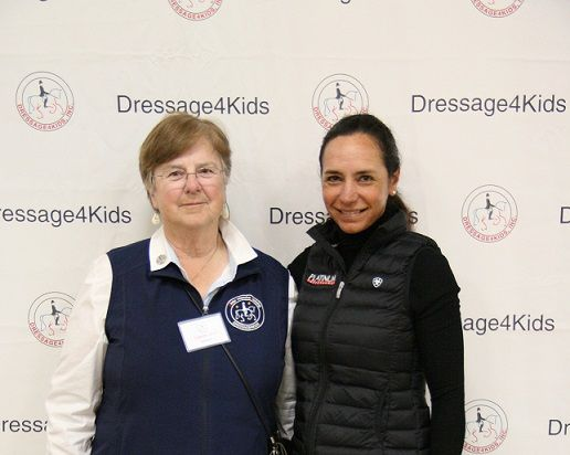 Dressage4Kids Awarded $1,000 Michael Poulin Dressage Fund Grant