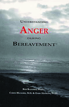 Understanding Anger During Bereavement
