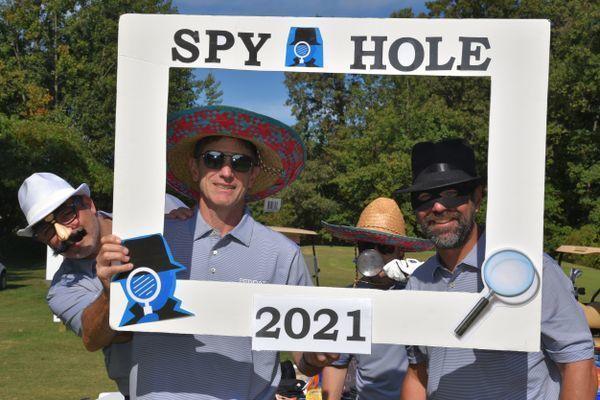 Spy Hole 2021 FedData