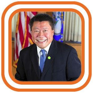 State Senator Tony Hwang, Fairfield