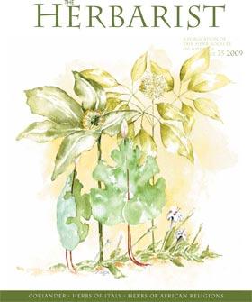 The Herbarist 2009