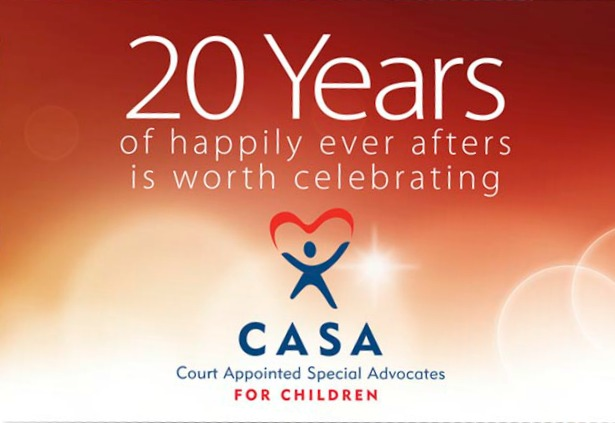 Heartland CASA 20th Anniversary