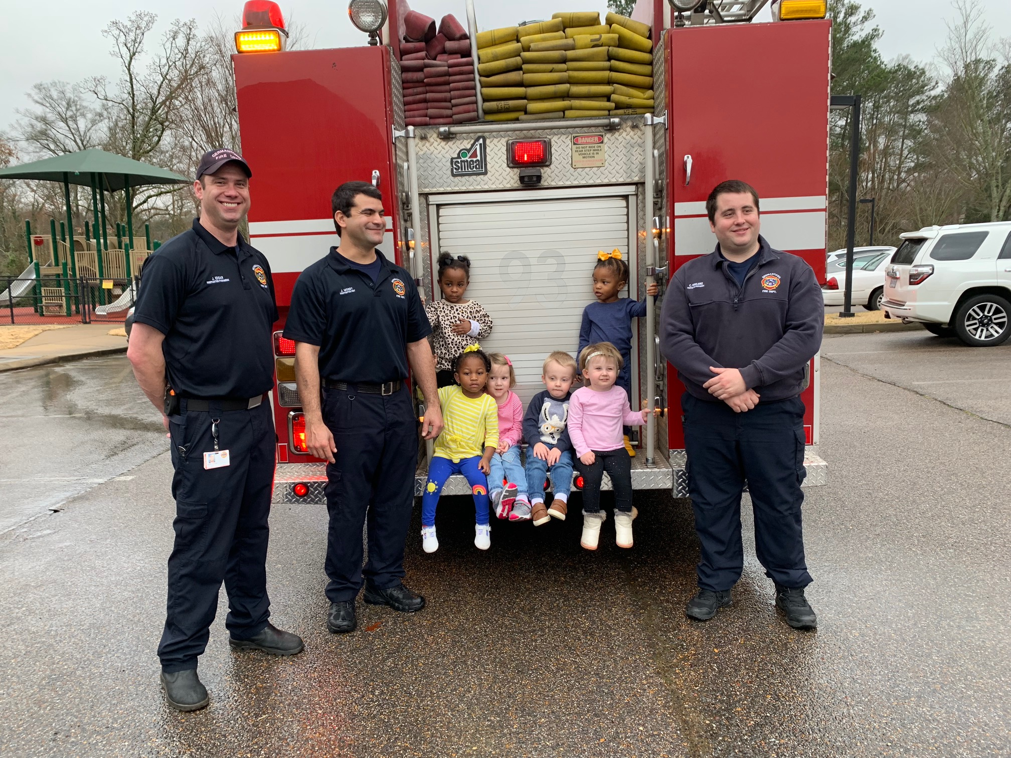 Community Helpers at MOSD!
