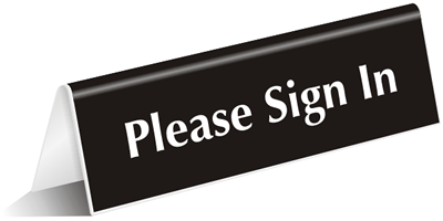 Please Sign In