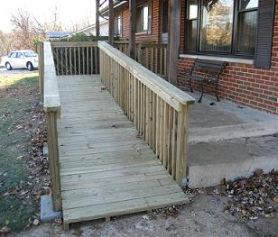 Ramp Building and Home Modification