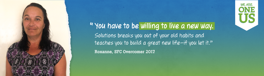 Roxanne's Story: From Relapse and Heartbreak to Empowering Others