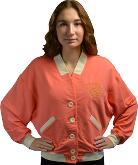 Short Jacket Coral