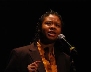 Sabria White, Bonny Chen named Alabama's Poetry Out Loud Champions