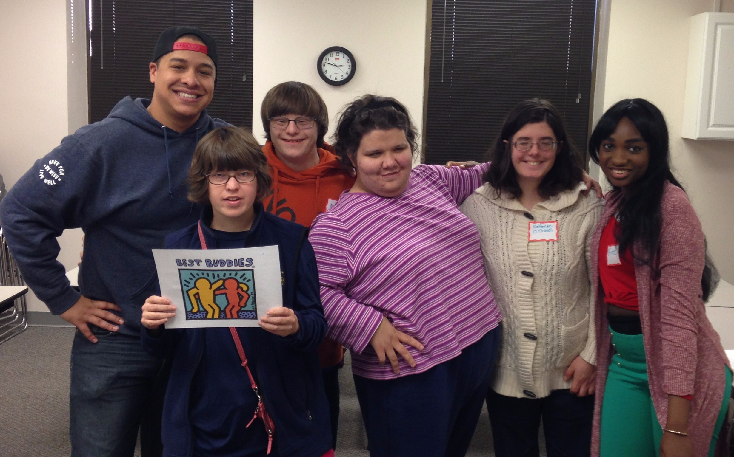 Best Buddies Chapter Launched