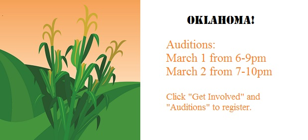 Oklahoma Auditions