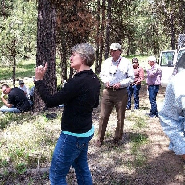 Restoration Field Tour