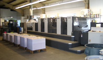 Large Commercial Printing