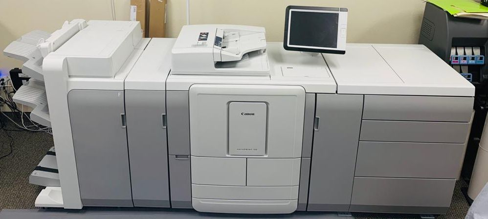 CANON varioPRINT 115 DIGITAL PRESS